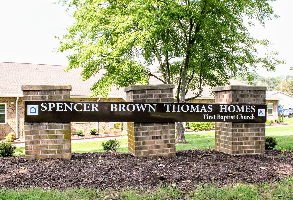Spencer Brown Thomas Homes at Starting at 206-A North Ireland St